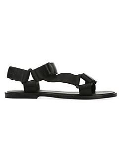 b80b774eda06 Vince. Parks Leather Sandals