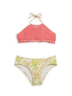 db6e3729a2 Girls' Swimsuits & Cover-Ups Sizes 7-16 | Saks.com