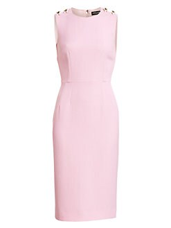 aaffc20b QUICK VIEW. Dolce & Gabbana. Floral Accent Sheath Dress