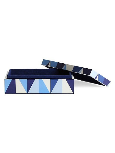 Small Sorrento Geometric Box