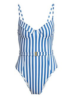 2c058c4f24589 QUICK VIEW. Onia. Onia X WeWoreWhat Danielle One-Piece Swimsuit