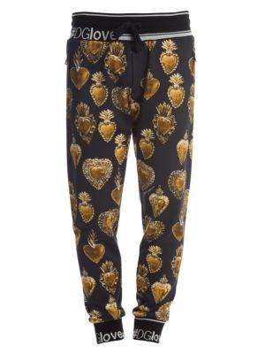 f8666cb1ce068 Dolce & Gabbana - Sacred Heart Sweatpants - saks.com