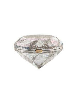 Judith Leiber Diamond Crystal Clutch