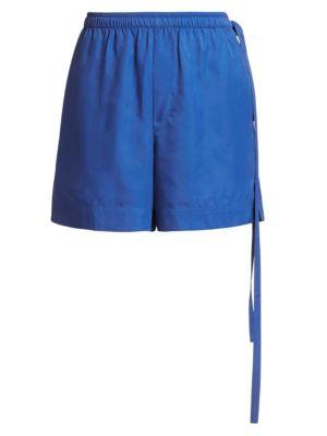 Helmut Lang Shorts Side Strap Sport Shorts