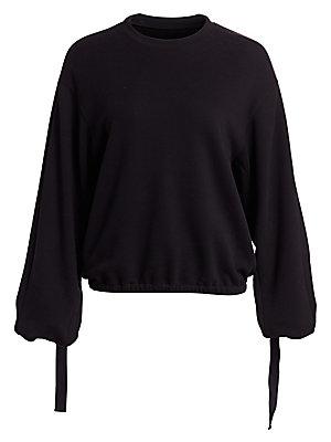 078602268 Helmut Lang - Vintage Terry Cotton Sweatshirt