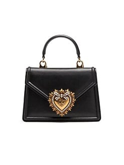 f5c7ef873ae Product image. QUICK VIEW. Dolce & Gabbana. Devotion Envelope Top Handle Bag