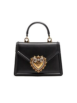 7bcc7a708d QUICK VIEW. Dolce & Gabbana. Devotion Envelope Top Handle Bag