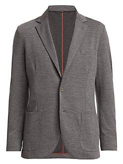 1c146b63cc1 Men - Apparel - Sportscoats & Blazers - saks.com