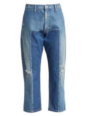 Tre By Natalie Ratabesi The Roma Straight Leg Jeans