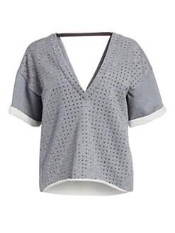 c2776ff68a3e09 Tops For Women: Blouses, Shirts & More | Saks.com