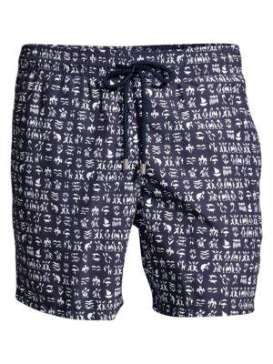 f1f46abc0f Fortune Teller Turtles Swim Shorts