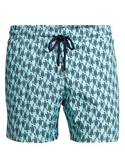 473e658eb2 QUICK VIEW. Vilebrequin. Armour Turtles Stretch Swim Shorts