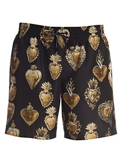 08ef1395e9 Product image. QUICK VIEW. Dolce & Gabbana. Sacred Crown Swim Shorts