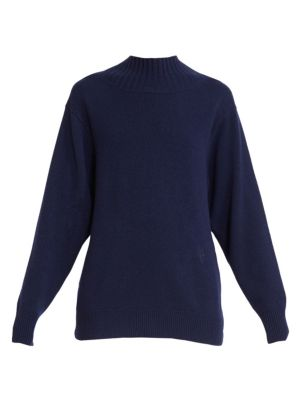 Chlo Tie Back Cashmere Sweater