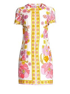 039329ce0c0 QUICK VIEW. Trina Turk. Cotton Aboretum Dress