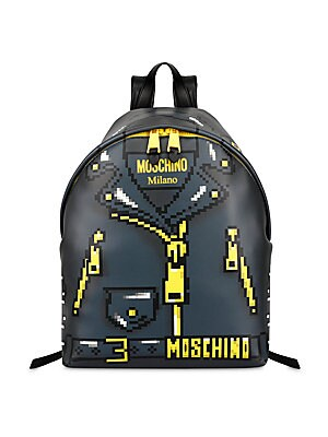 Moschino X Sims P Ixel Capsule Backpack by Moschino