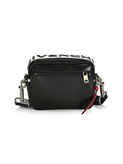 299722ea Givenchy. MC3 Two-Tone Leather Drawstring Backpack. $1650.00 · MC3 Slim Leather  Crossbody Bag BLACK WHITE. QUICK VIEW. Product image