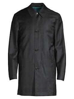 ec5892a47fd Paul Smith. Blackwatch Loro Piana 3-In-1 Jacket