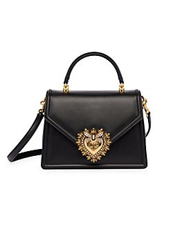 61313bb1954 QUICK VIEW. Dolce & Gabbana. Devotion Envelope Top Handle Bag