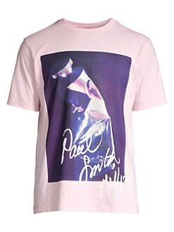 439d62d07 Product image. QUICK VIEW. Paul Smith. Paint Tube Studio Print T-Shirt