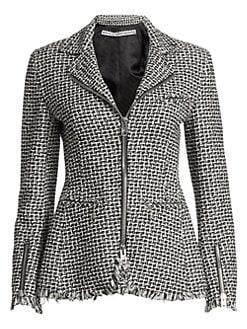cd8b2a57ff0d Women s Apparel - Coats   Jackets - saks.com