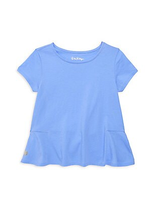 25f267f5faee0 Lilly Pulitzer Kids - Little Girl's & Girl's Alaina UPF 50+ One ...