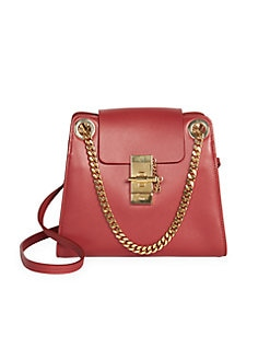 83f7ec62a1bf QUICK VIEW. Chloé. Annie Leather Shoulder Bag