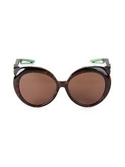 6d6845c9473 QUICK VIEW. Balenciaga. 56MM Oversize Round Sunglasses