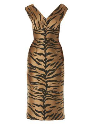 6db87e97731d Michael Kors Collection - Stretch Wool Sheath Dress - saks.com