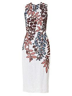 e348f7d6b06f4 Women s Apparel - Dresses - White Dresses - saks.com