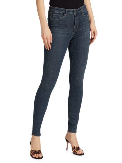 L'Agence Marguerite High-Rise Skinny Jeans | SaksFifthAvenue