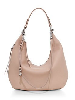 2a1c2c4c8730 Product image. QUICK VIEW. Rebecca Minkoff. Michelle Pebbled Leather Hobo  Bag