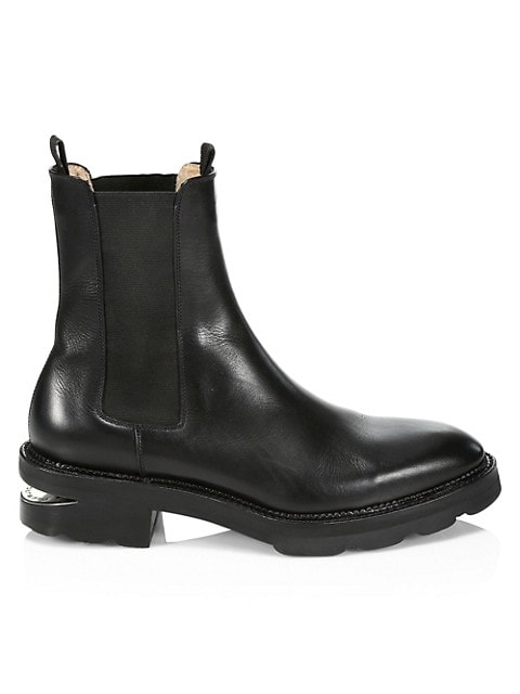 Andy Leather Chelsea Boots