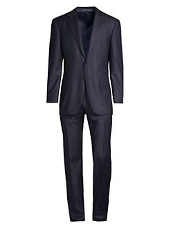 35d01d728402 Men - Apparel - Suits - saks.com