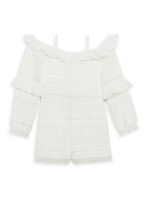 Bardot Junior Girl S Florida Playsuit