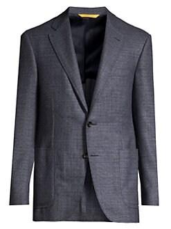 4939f285 Men - Apparel - Sportscoats & Blazers - saks.com