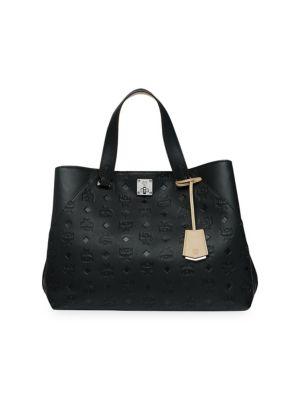 ec8be75fd4f0 Salvatore Ferragamo - Amy Mini Pebbled Leather Tote - saks.com