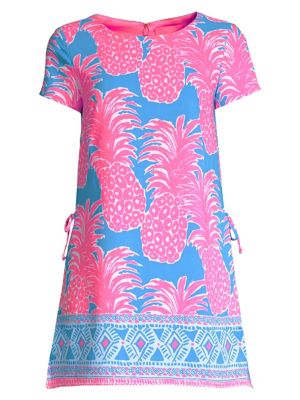 Lilly Pulitzer Blanca Pineapple Print Romper
