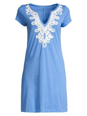 Lilly Pulitzer Brewster Pima Cotton T Shirt Dress