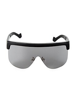 61142ffe6b91 99MM Shield Sunglasses BLACK. QUICK VIEW. Product image