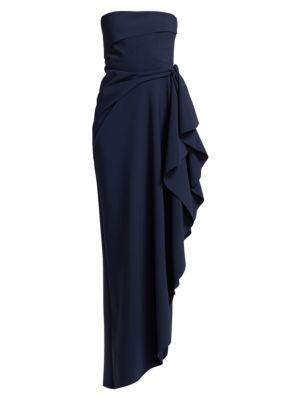 Chiara Boni La Petite Robe Nyaveth Long Column Dress