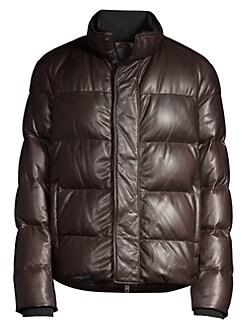 fe6c7bcb Coats & Jackets For Men | Saks.com