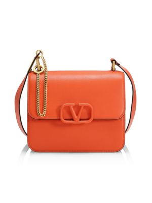 Valentino Garavani VSling Leather Crossbody Bag