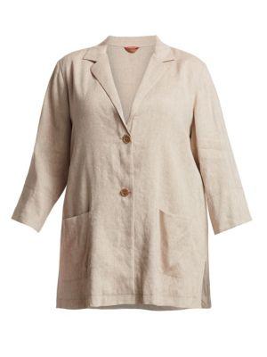 Marina Rinaldi, Plus Size Catone Jacket