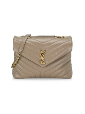 Saint Laurent Medium Loulou Matelass Leather Shoulder Bag
