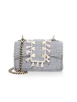 2c3e0807285 Kooreloo. New Yorker SoHo Cali Tassel Shoulder Bag