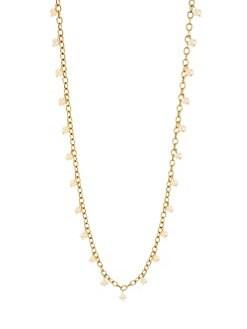 7bd77e090554d Fine Necklaces For Women: Pendant, Statement & More | Saks.com