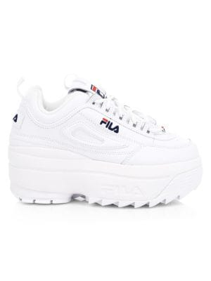 Disruptor II Trainers | Exclusive sneakers, Sneakers, White