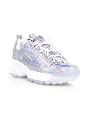 Women's Disruptor II Iridescent Chunky Sneakers
