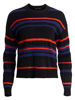 c94c268a1 Ribbed Stripe Sweater MULTI. QUICK VIEW. Product image